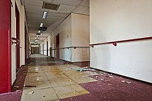 Hallway Royalty Free Stock Image - Image: 17334666