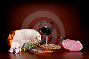 Noble Food Still Life Royalty Free Stock Photo - Image: 17336065