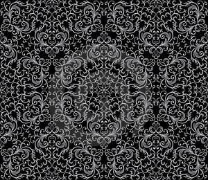 Seamless Floral Pattern Stock Image - Image: 17338141