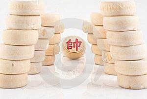 Chinese Chess Stock Image - Image: 17339001