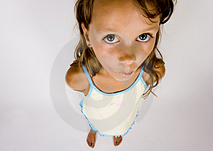 Cute Girl Royalty Free Stock Image - Image: 17339866