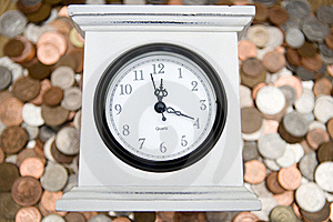 Time Is Money Royalty Free Stock Image - Image: 17343246