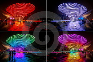 2010 World Expo Royalty Free Stock Photos - Image: 17349688