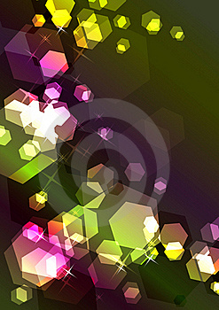 Bright Sparkling Festive Background Royalty Free Stock Image - Image: 17351386