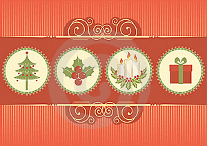 Christmas Background Stock Image - Image: 17353461