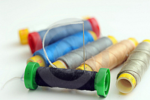 Reel Of Thread Stock Images - Image: 17358334