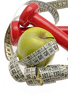 Dieting Royalty Free Stock Image - Image: 17359706
