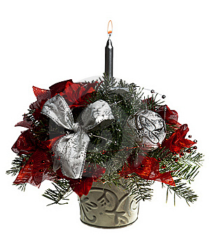 Christmas And New Year's Decoration Stock Images - Image: 17364334