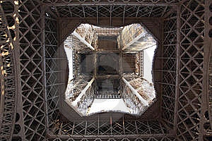 Eiffel Tour Royalty Free Stock Images - Image: 17365299