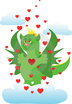 Dragon Royalty Free Stock Photo - Image: 17375245