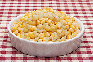 Canned Corn Stock Images - Image: 17375834