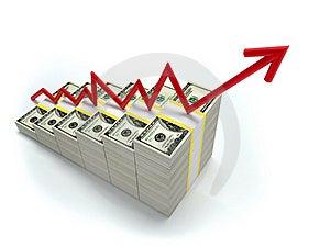 Financial Diagram Stock Image - Image: 17376601