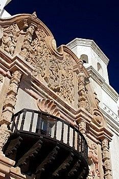 Spanish Mission Royalty Free Stock Images - Image: 17382359