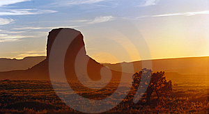 Monument Valley Stock Image - Image: 17384071