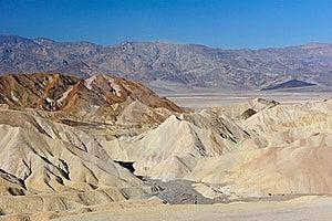 Zabriskie Point, Death Valley Royalty Free Stock Photos - Image: 17384178
