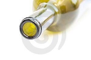 Close Up Wine Bottle Stock Image - Image: 17385101