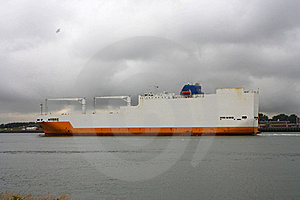 Ro Ro Vessel Stock Images - Image: 17390284