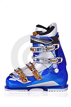 Ski Footwear Stock Photography - Image: 17393792