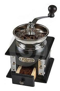 Coffee Mill Stock Image - Image: 17397521