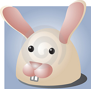 Rabbit Cartoon Royalty Free Stock Photos - Image: 1748128