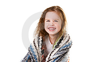 Joyful Girl Royalty Free Stock Images - Image: 17402649