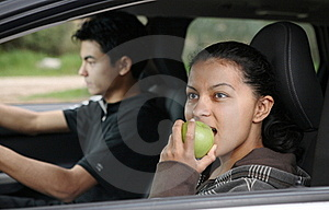 Young English  Going For A Trip Stock Images - Image: 17404474
