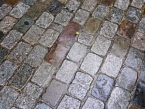 Stone Walkway Background Paris Royalty Free Stock Image - Image: 17406736