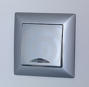 Power Switch Royalty Free Stock Image - Image: 17416486