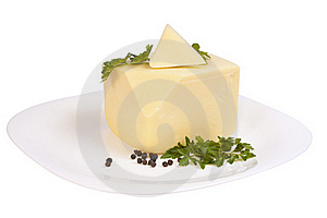 Cheddar Cheese Royalty Free Stock Photo - Image: 17417135