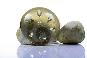 Glass Paper Weight Stock Images - Image: 17417484