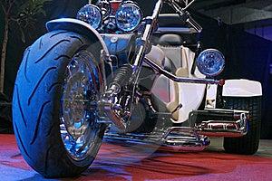 Chopper Wheel Stock Photography - Image: 17418202