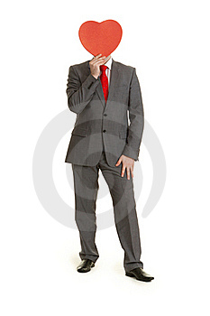 Man In Gray Suit Stock Photos - Image: 17418433