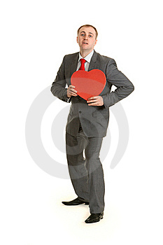 Man In Gray Suit Royalty Free Stock Images - Image: 17418439