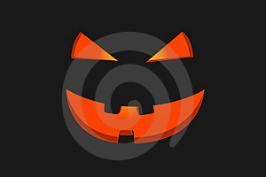 Helloween Face Royalty Free Stock Photography - Image: 17420957