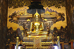 Buddha Statue Royalty Free Stock Photography - Image: 17422157