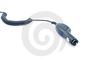 Automobile Charger For Phones Stock Photo - Image: 17427180