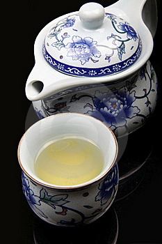 Chinese Tea Set Stock Photography - Image: 17427562