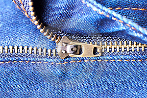 Zipper Royalty Free Stock Image - Image: 17427656