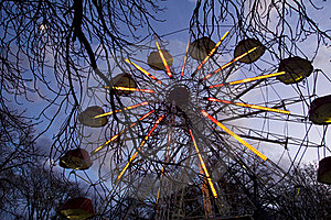 Ferris Wheel Stock Photos - Image: 17432623