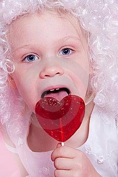 Cute  Angel Stock Photos - Image: 17439803