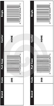 Bar Code Royalty Free Stock Images - Image: 17440439