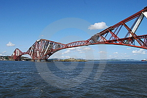 Blue Sky Over Forth Royalty Free Stock Image - Image: 17444376