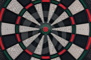 Darts Board Royalty Free Stock Image - Image: 17448566