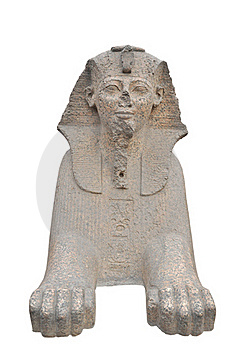 Egyptian Sphinx Royalty Free Stock Image - Image: 17450156