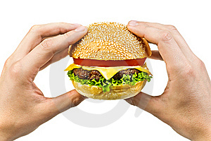 Cheeseburger Stock Images - Image: 17453054