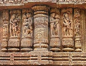 Konarka Sculpture Royalty Free Stock Photo - Image: 17453395