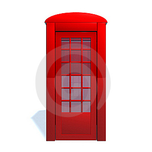 Telephone Booth Stock Images - Image: 17455924
