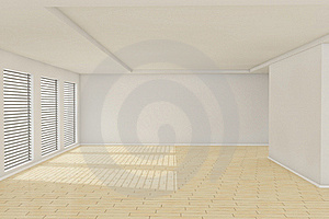 Abstract Empty Room Royalty Free Stock Photography - Image: 17459627