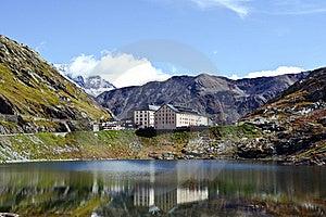 Grand St Bernard Pass Stock Photos - Image: 17460713