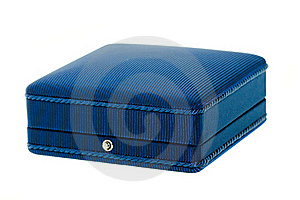 Dark Blue Box Royalty Free Stock Photos - Image: 17461478